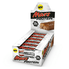 Mars Protein Bar (Box of 18) - Second To None Nutrition