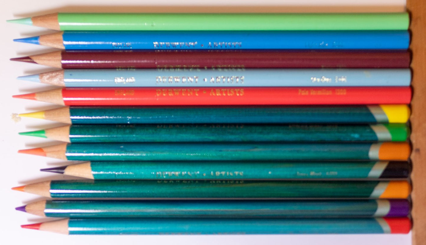 Shop Derwent Pencils Online UK