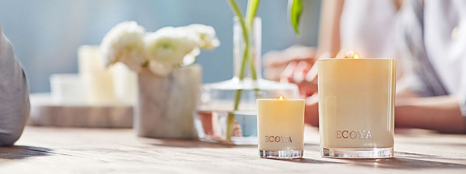 Ecoya Scented Candles