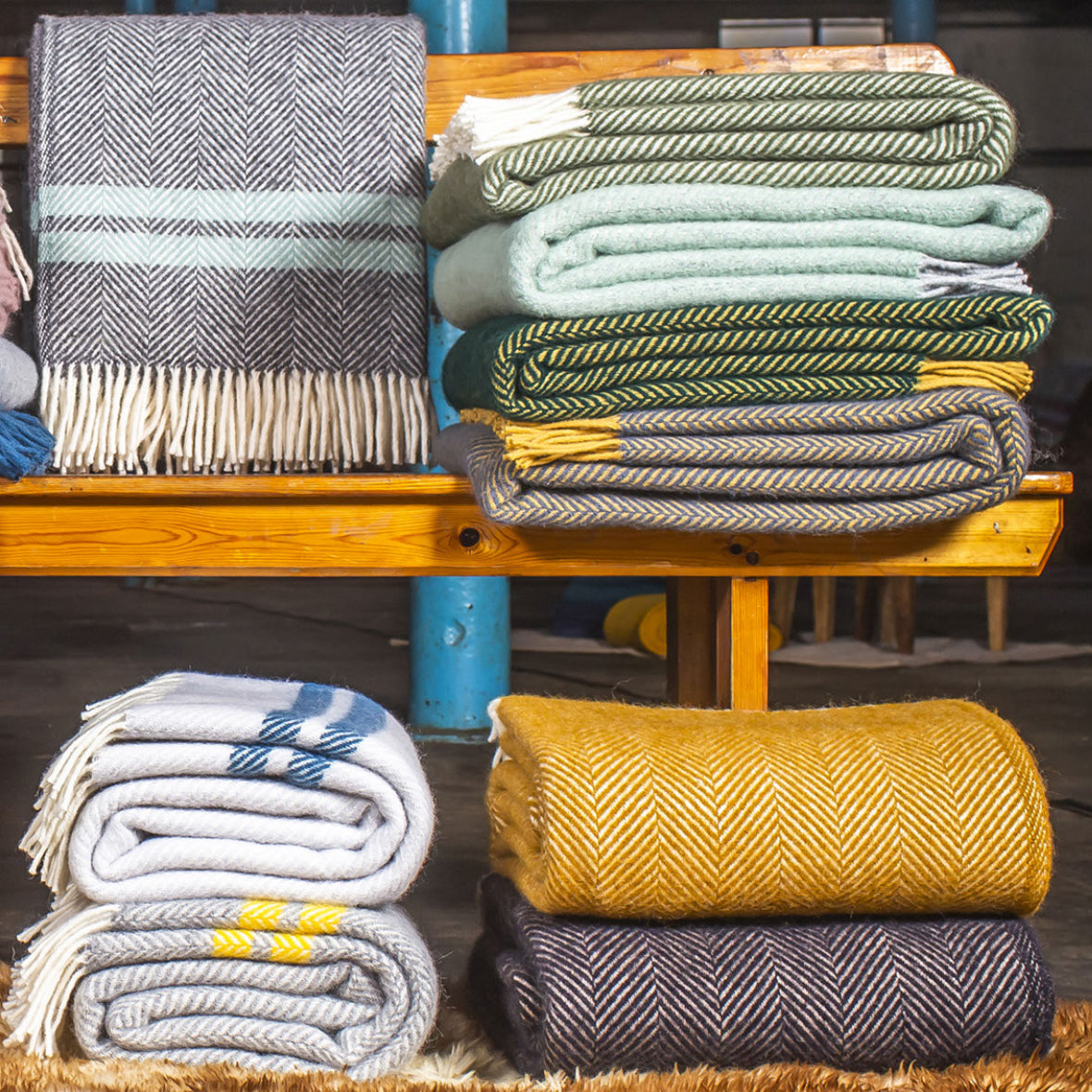 Tweedmill Throws & Blankets