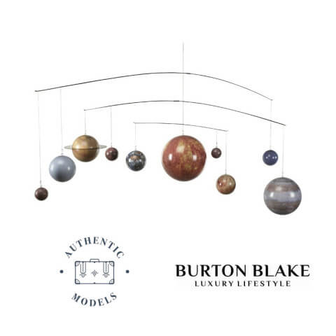 Shop AUTHENTIC MODELS SOLAR SYSTEM MOBILE from Burton Blake
