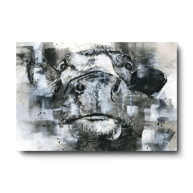 David Pooley Art Nosey Parker Canvas X-Large 107 x 81cm
