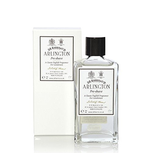 DR Harris Arlington Pre-Shave Lotion 100ml by Burton Blake