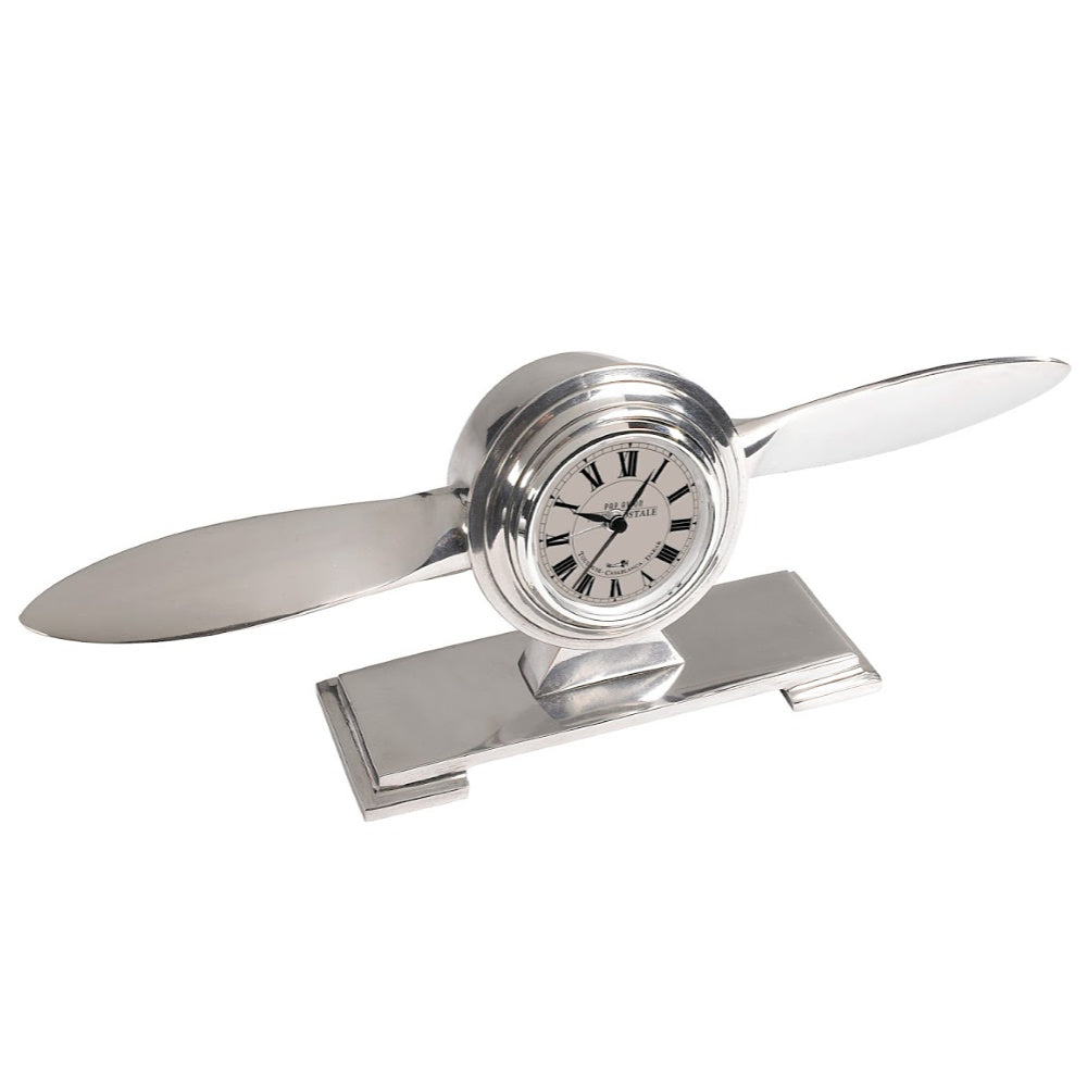 Authentic Models Propellor Clock
