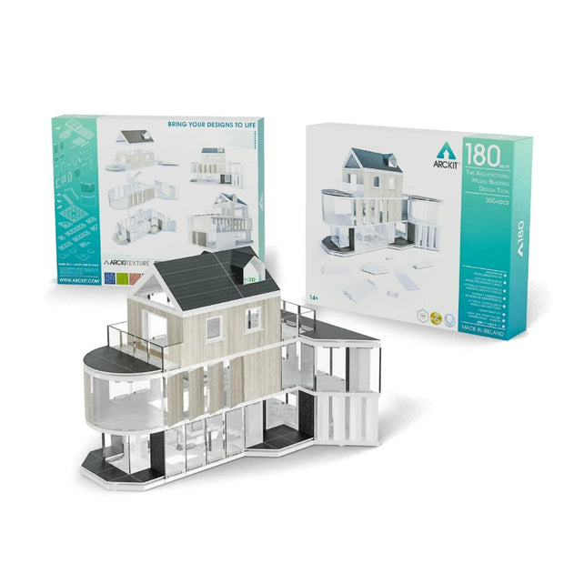 Arckit 180 Architectural Model Building Kit 350+ Pieces