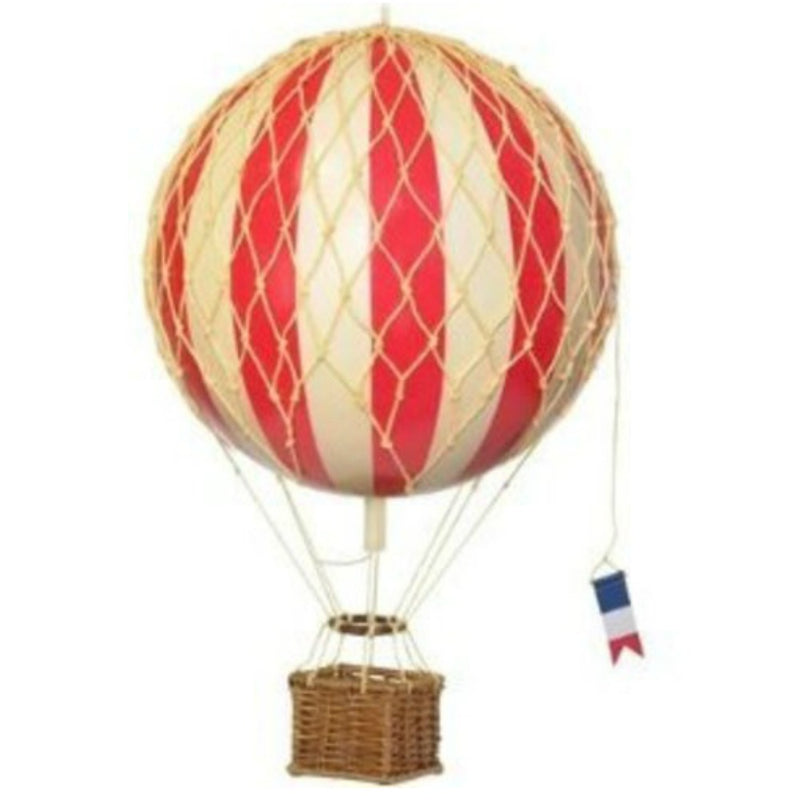 Authentic Models Travels Light Hot Air Balloon - True Red