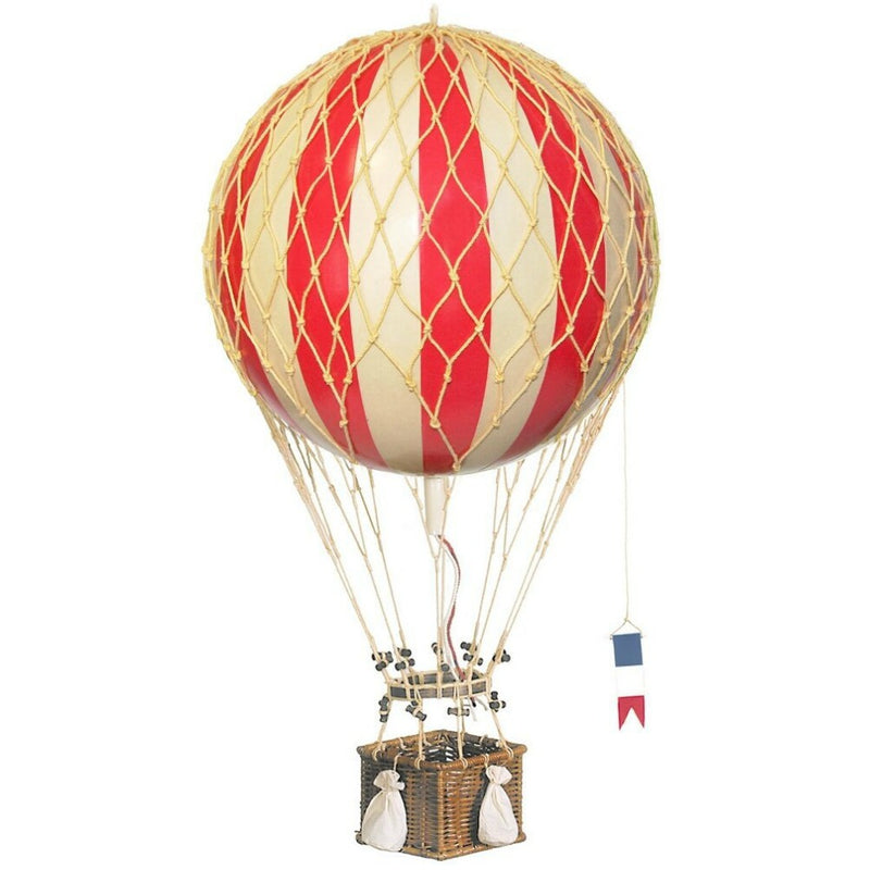 Authentic Models Royal Aero Hot Air Balloon - True Red