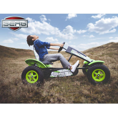 BERG Off Road X-plore BFR Green