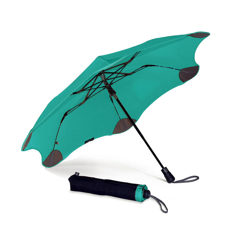 Blunt Umbrellas XS Metro Folding Umbrella - Mint by Burton Blake