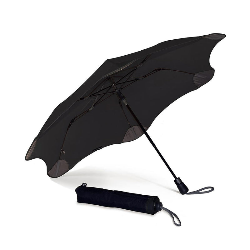Blunt Umbrellas XS Metro Folding Umbrella - Black by Burton Blake
