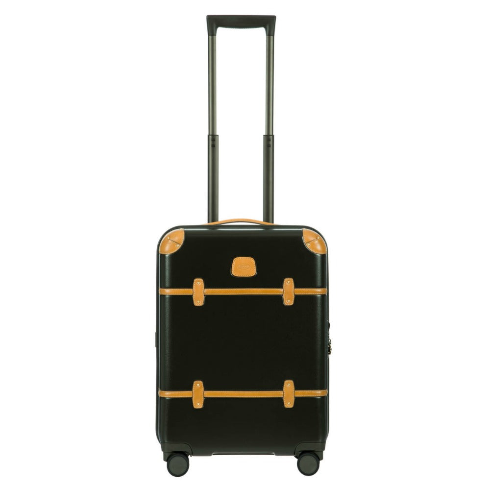 Bric's Bellagio 4 Wheel Cabin Trolley Case 55cm Olive