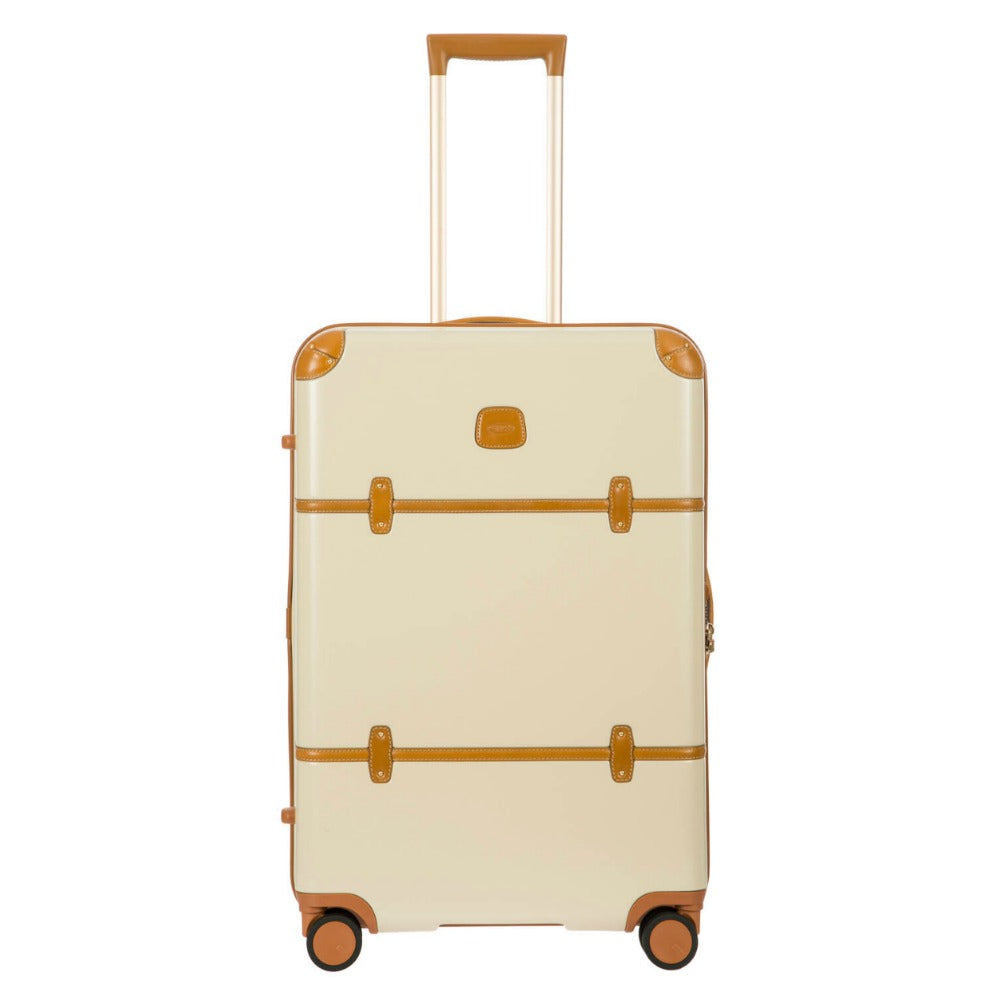 Bric's Bellagio 4 Wheel Trolley Case 70.5cm Cream