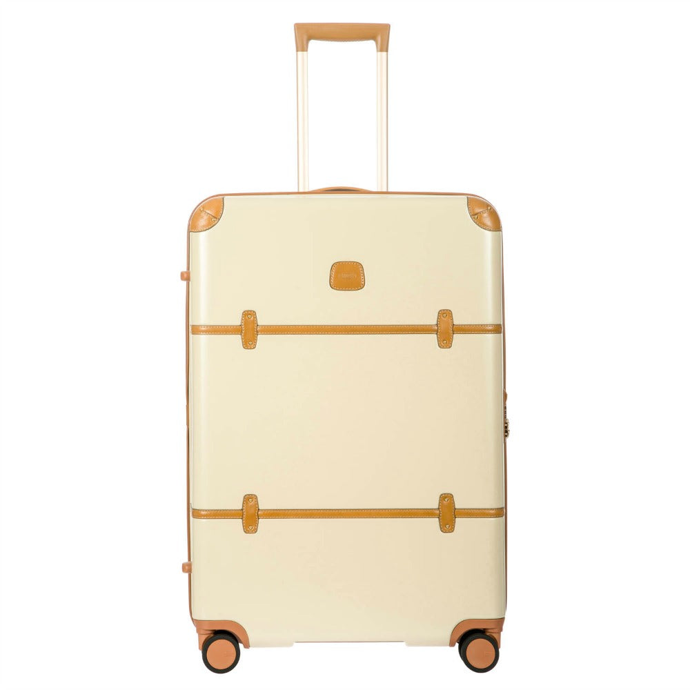Bric's Bellagio 4 Wheel Trolley Case 76cm Cream