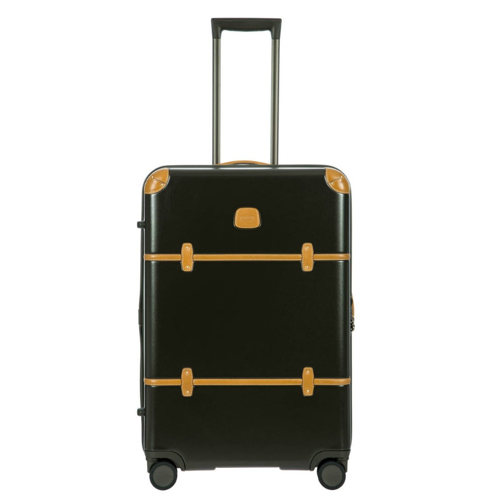 Bric's Bellagio 4 Wheel Trolley Case 76cm Olive