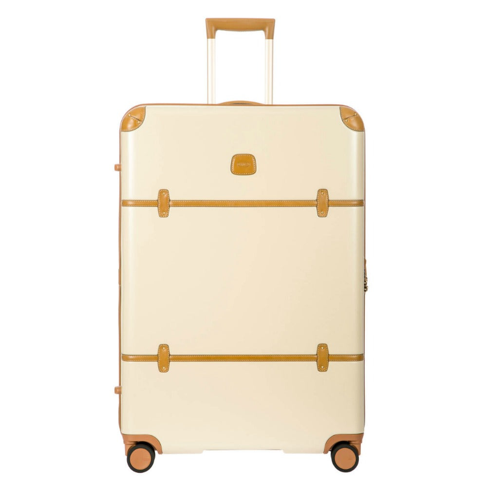 Bric's Bellagio 4 Wheel Trolley Case 82cm Cream