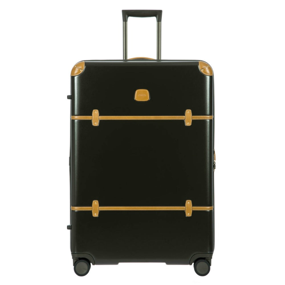 Bric's Bellagio 4 Wheel Trolley Case 82cm Olive