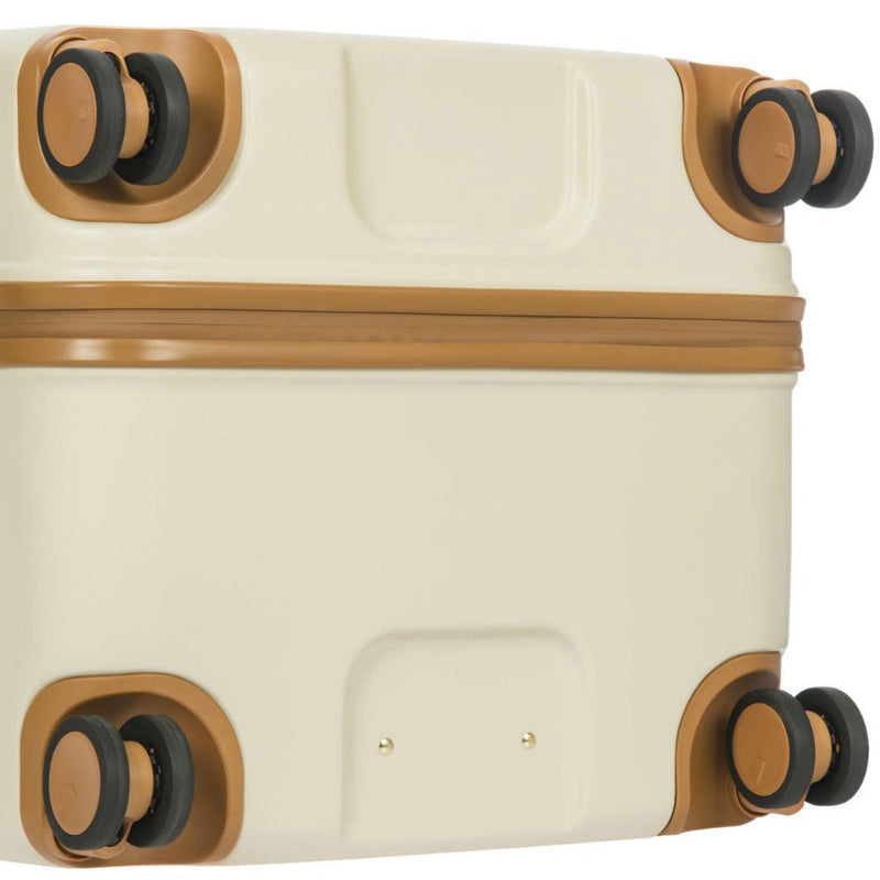 Bric's Bellagio XL 4 Wheel Travel Trunk 82cm Cream