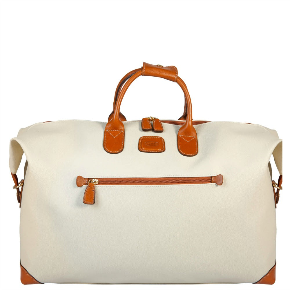 Bric's Firenze Carry-On Holdall 55cm Cream
