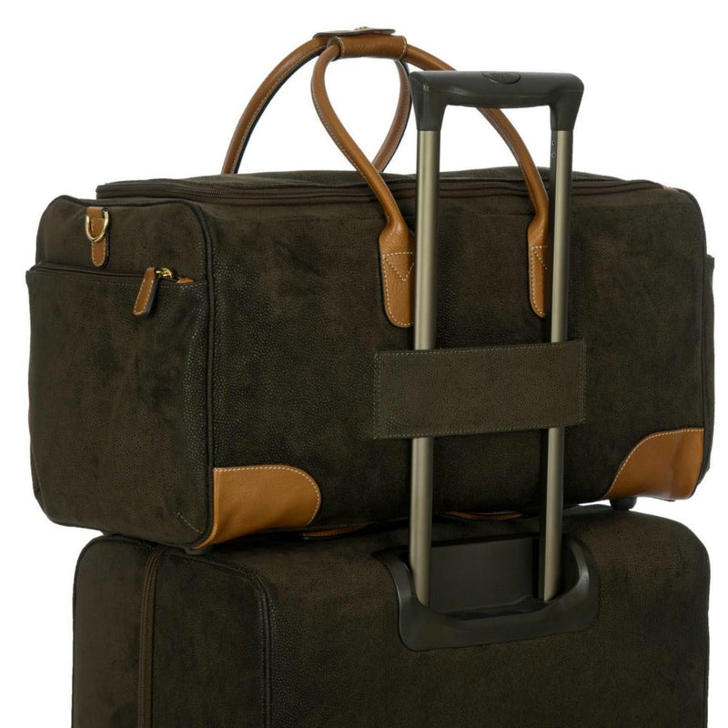 Bric's Life Carry-On Holdall 53cm Olive
