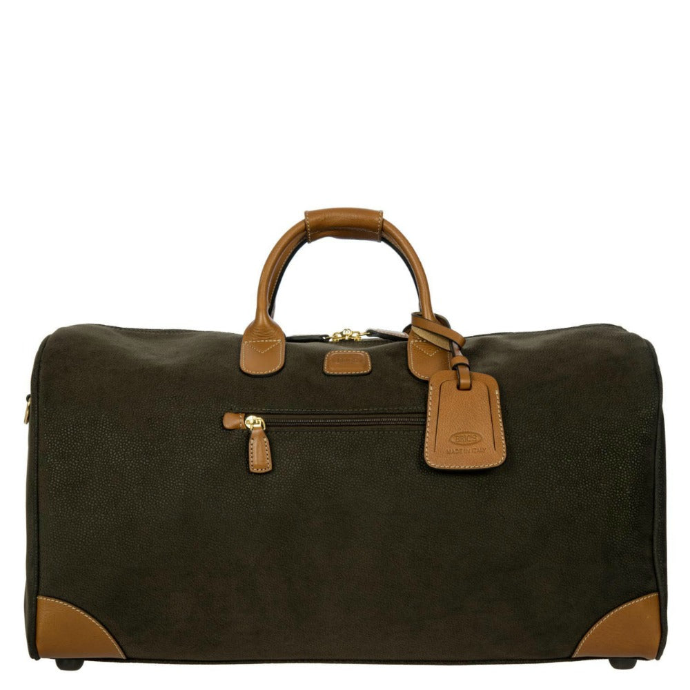 Bric's Life Carry-On Holdall 54cm Olive