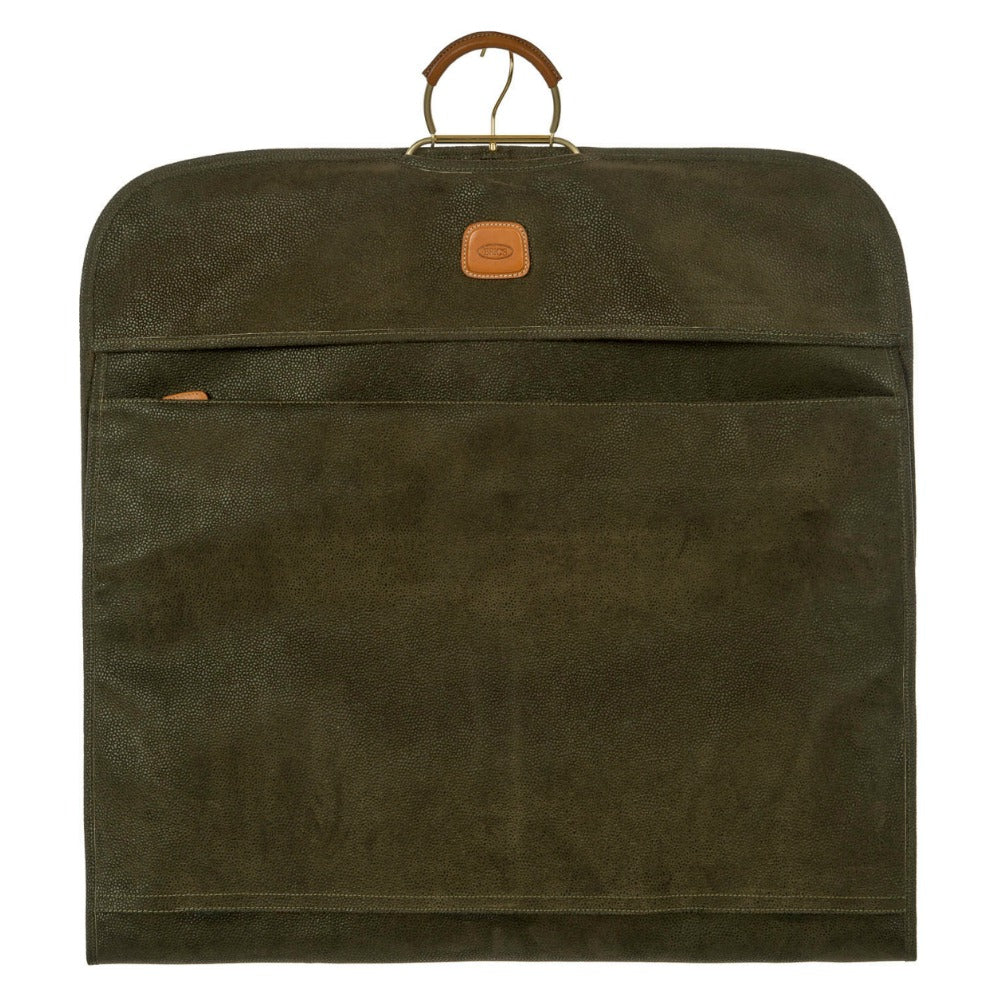Bric's Life Travel Garment Bag 128cm Olive