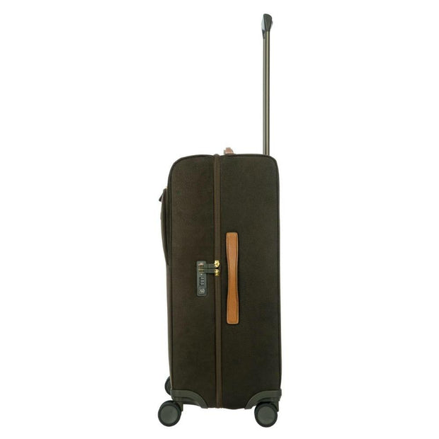 Bric's Life 4 Wheel Trolley Case 73cm Olive