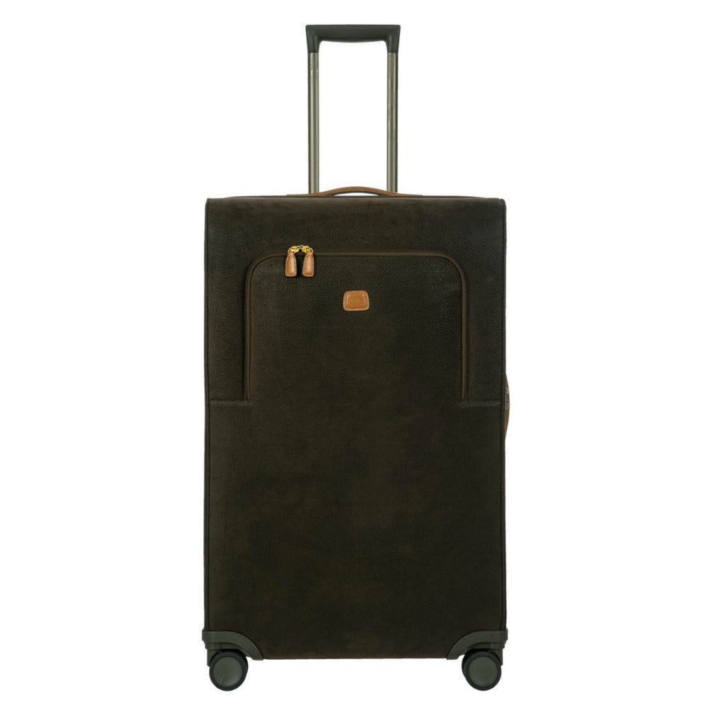 Bric's Life 4 Wheel Trolley Case 79cm Olive