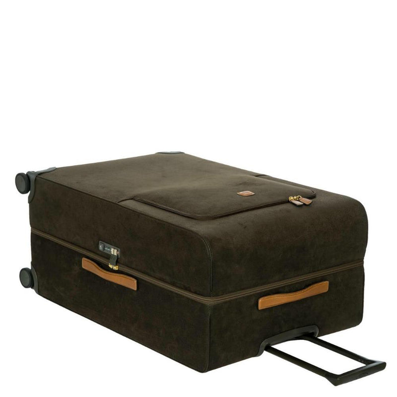 Bric's Life 4 Wheel Trolley Case 84cm Olive
