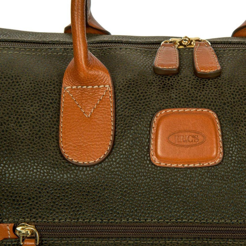 Bric's Life Carry-On Holdall 55cm Olive