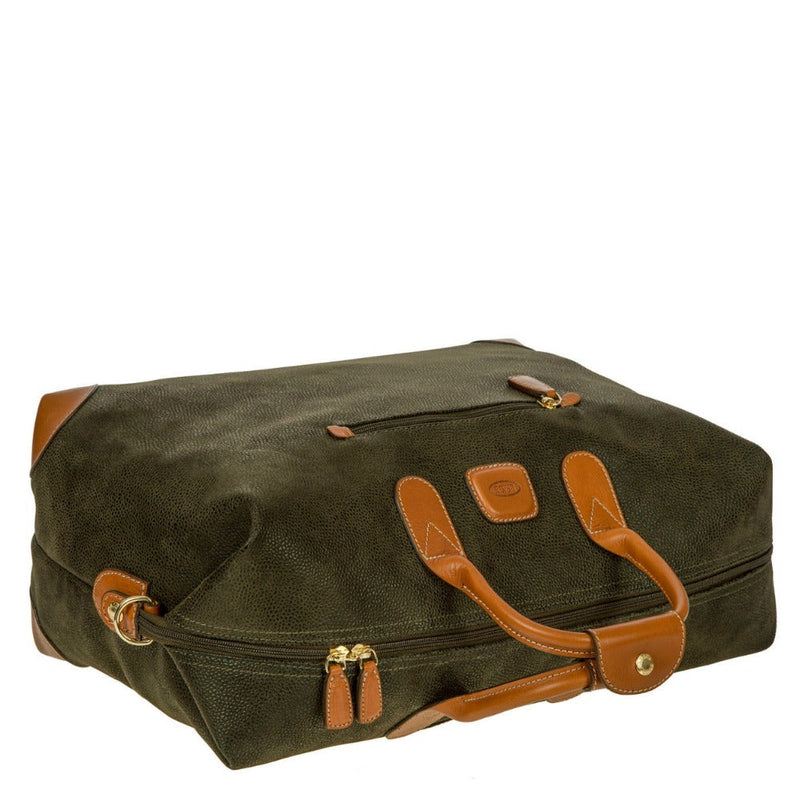 Bric's Life Carry-On Holdall 43cm Olive