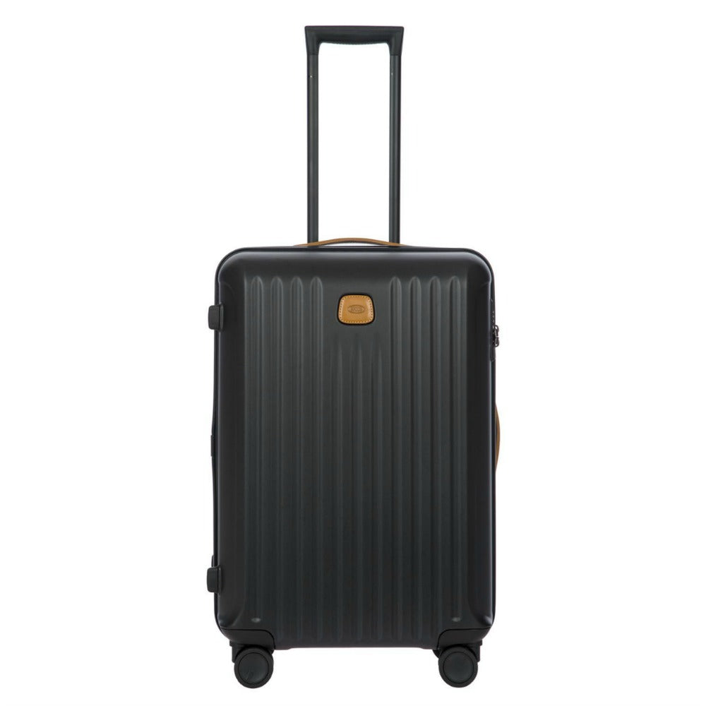 Bric's Capri 4 Wheel Trolley Case 69cm Black