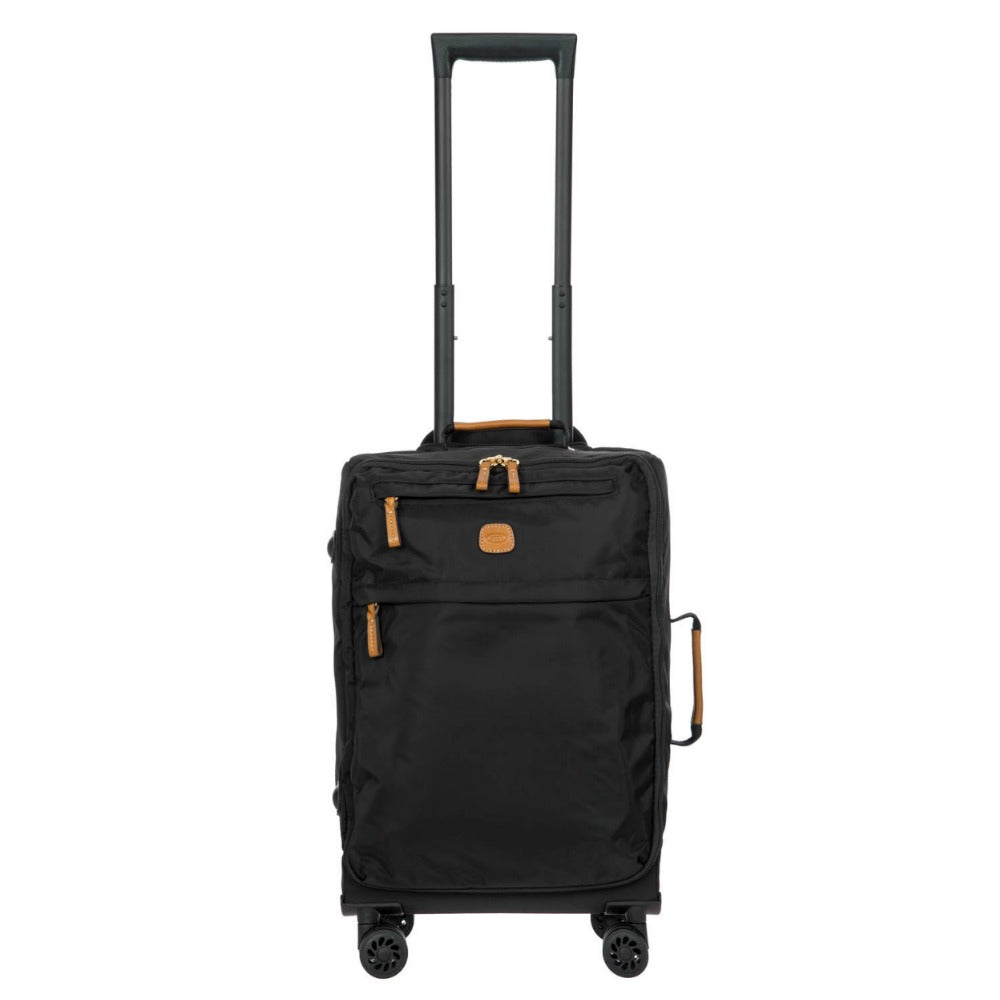 Bric's X-Travel 4 Wheel Cabin Trolley Case 55cm Black