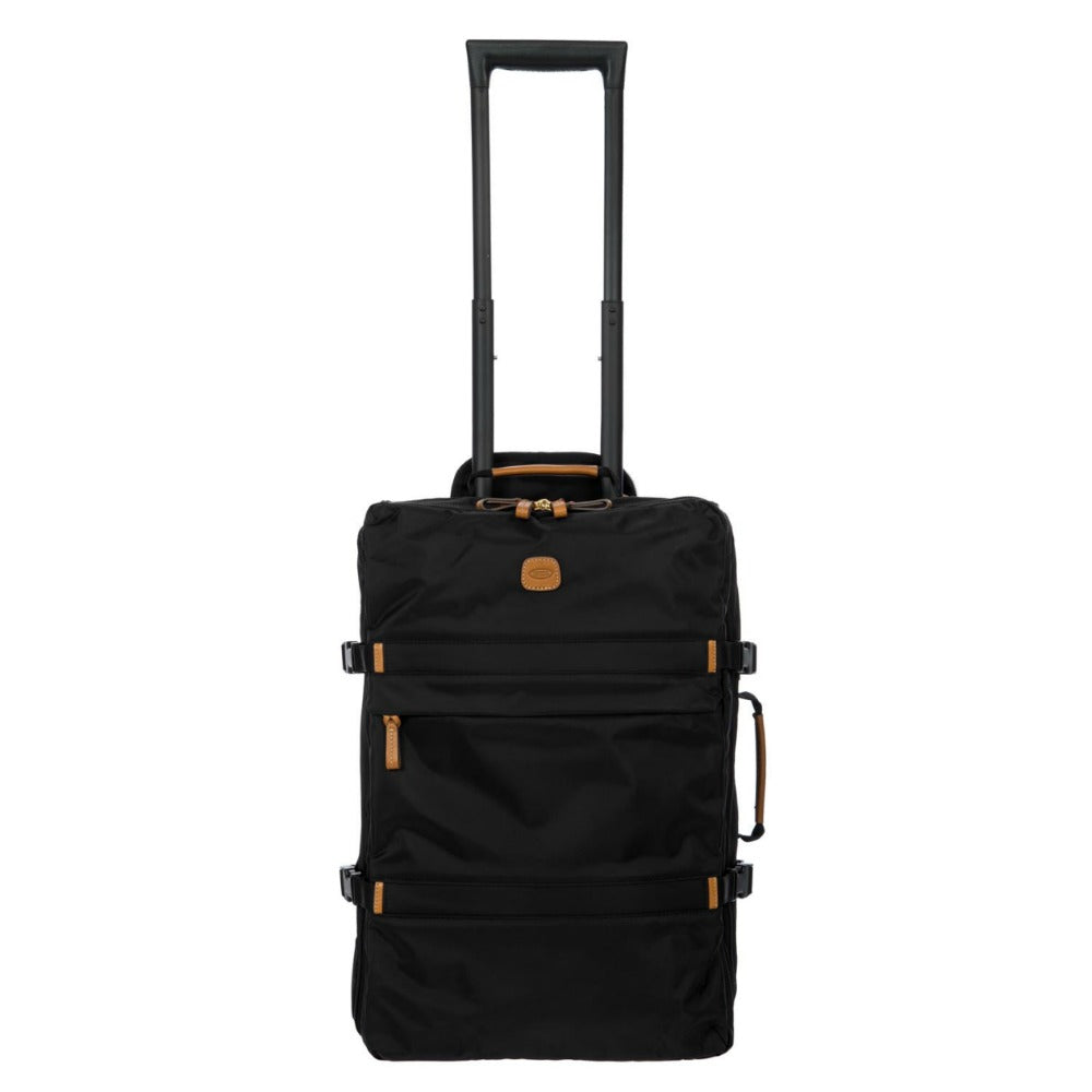Bric's X-Travel 2 Wheel Expandable Cabin Trolley Case 50cm Black
