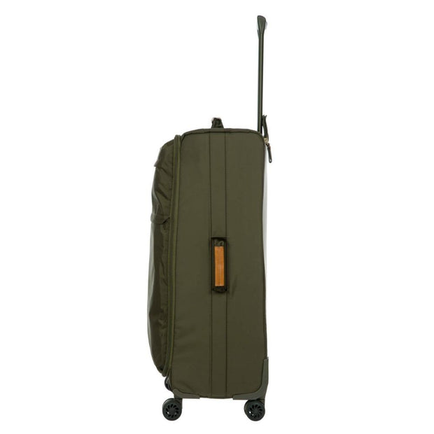 Bric's X-Travel 4 Wheel Trolley Case 77cm Olive