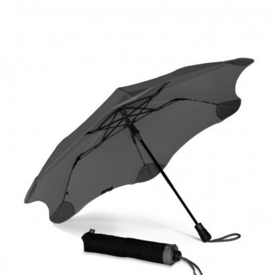 Blunt Umbrellas XS Metro Folding Umbrella - Charcoal by Burton Blake