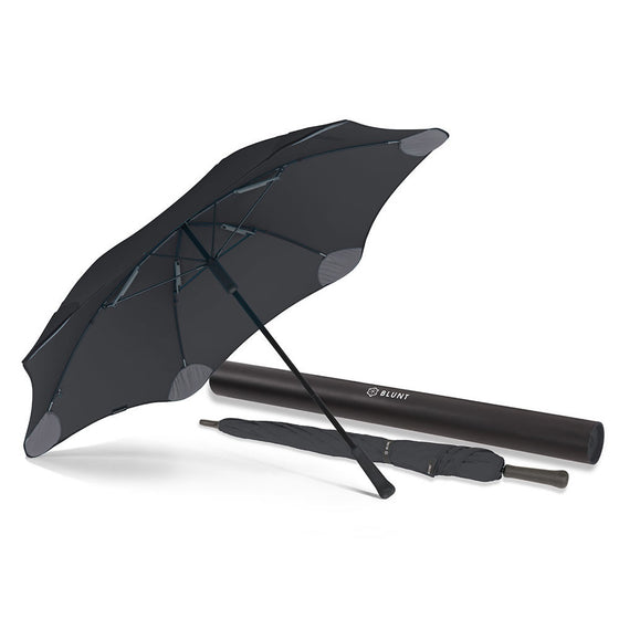 Blunt Umbrellas Classic Strong Umbrella - Black by Burton Blake