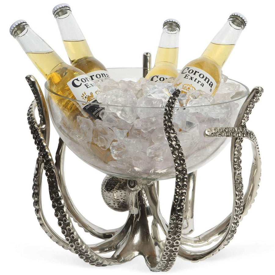 Culinary Concepts Octopus Stand & Glass Bowl