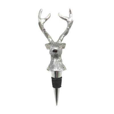 Culinary Concepts Stag Head Bottle Stopper