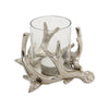 Culinary Concepts Small Twisted Antler Tea Light Holder