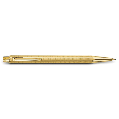 Caran d'Ache Ecridor Lignes Urbaines Gold Plated Mechanical Pencil