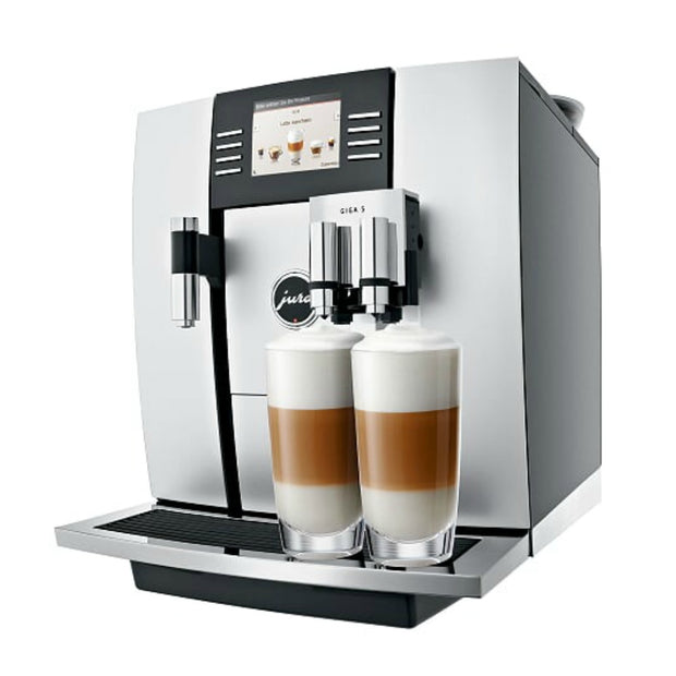 Jura GIGA 5 Coffee Machine (Aluminium)