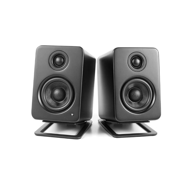 Kanto S2 Desktop Speaker Stands Black