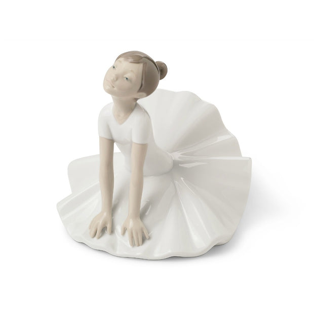 Nao by Lladró Thinking Pose Porcelain Figurine