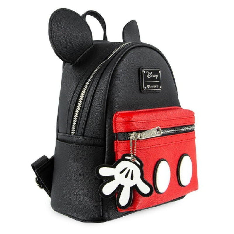 Loungefly Mickey Mouse Suit Mini Backpack