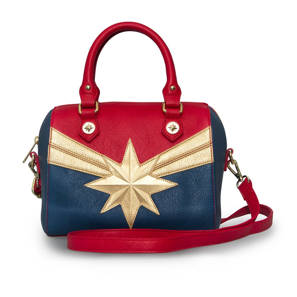 Loungefly Captain Marvel Cross Body Bag