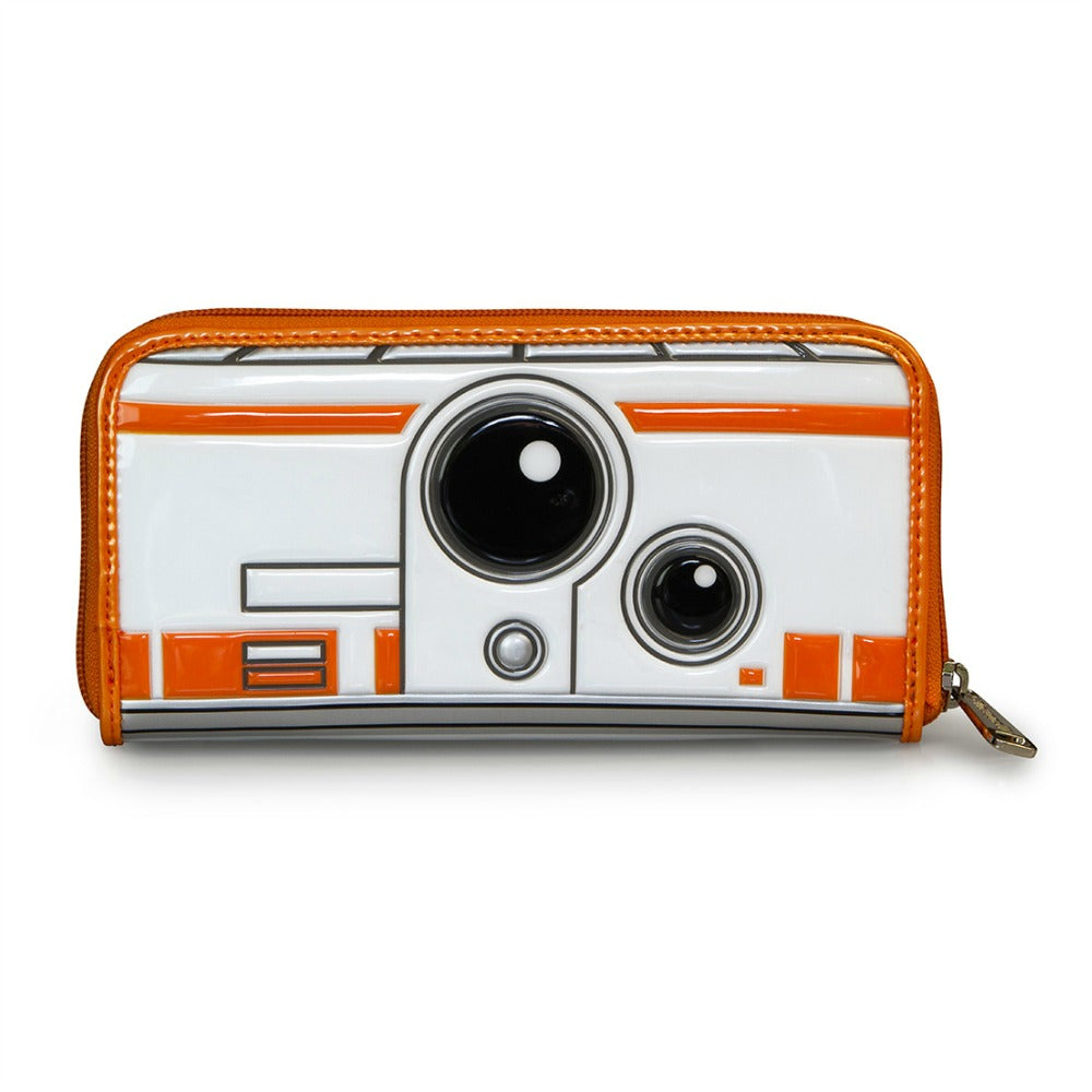 Loungefly Star Wars BB-8 Zip Around Wallet