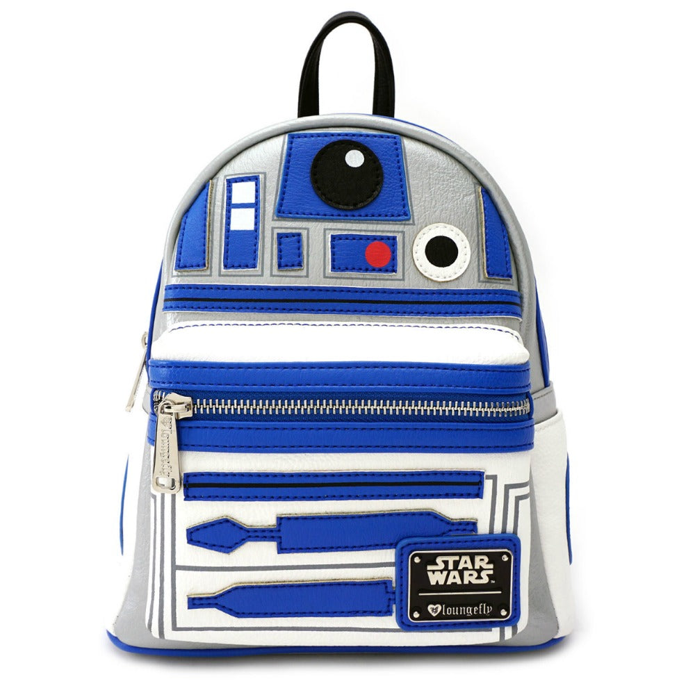 Loungefly Star Wars R2D2 Mini Backpack