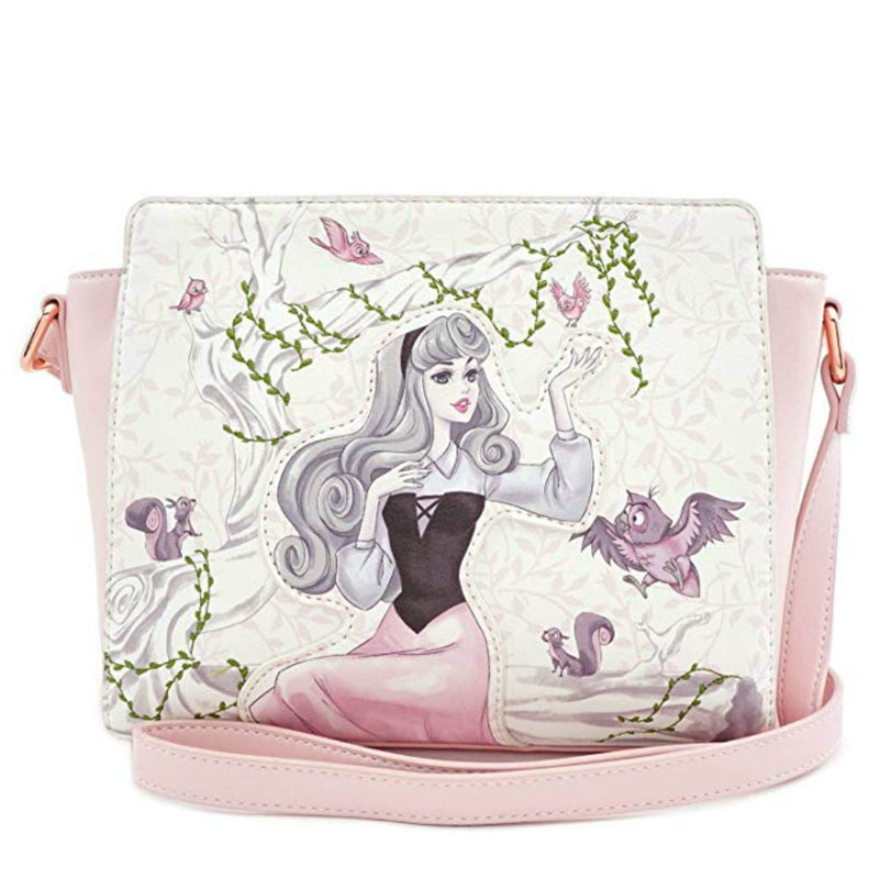 Loungefly Sleeping Beauty Briar Rose Handbag