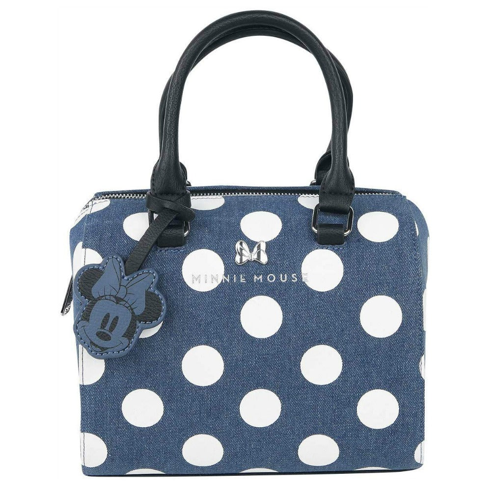 Loungefly Disney Minnie Mouse Denim Cross Body Bag