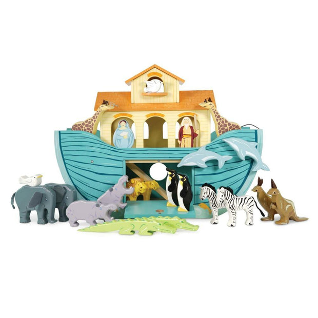 Le Toy Van Noah's Great Ark Wooden 3 years+